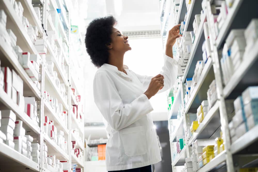 gestão de estoque de farmácia